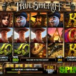 The True Sheriff 3D Slot