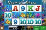 Captain Shark 5 Reel Video Slot at Diamond World Casino