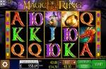 Magic of the Ring Video Slot at Diamond World Casino
