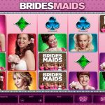 Bridesmaids Online Slot Base Game
