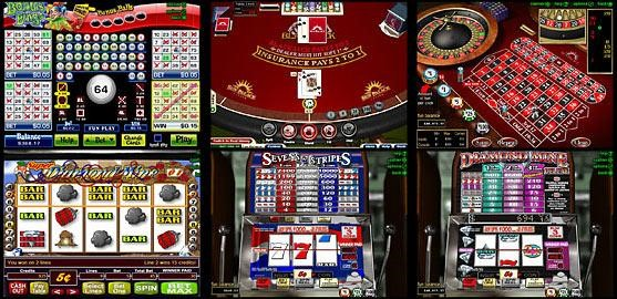 Online Casino games business