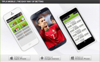 Tiplix Mobile Sportsbook