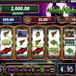 Wizard of Oz Wicked Riches Slot