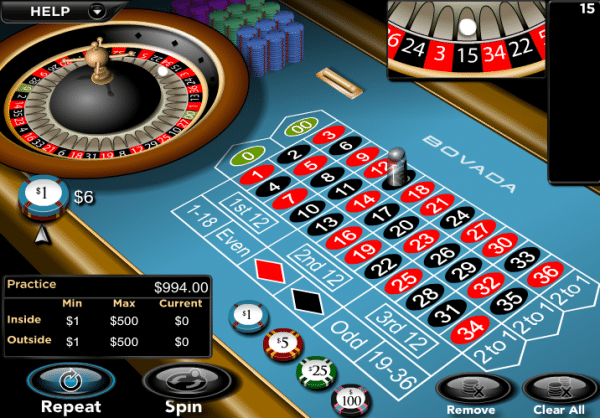 Roulette practice bovada slots in the city slot cars