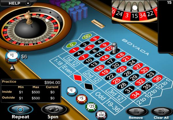 Roulette practice online table de poker pliante 8 joueurs