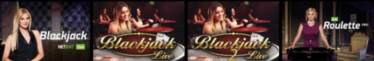 Gold Fortune Live Dealer Casino Games