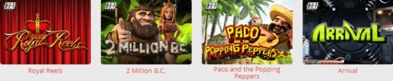 Casibon Casino 3D Video Slots