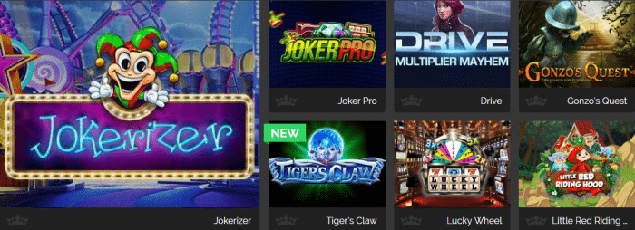 Triple Aces Casino Slots